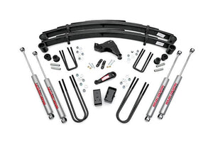 (SKU: 496.20) 6IN FORD SUSPENSION LIFT KIT