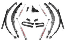 (SKU:497.20) 6IN FORD SUSPENSION LIFT SYSTEM