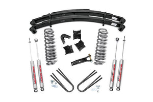 (SKU: 500-70-76.20) 4IN FORD SUSPENSION LIFT SYSTEM