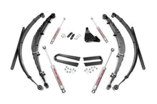 (SKU:501.20) 4IN FORD SUSPENSION LIFT SYSTEM