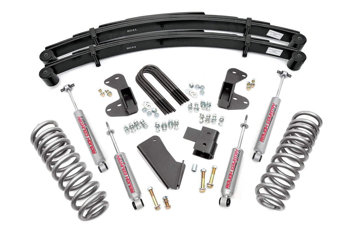 (SKU: 510.20) 2.5IN FORD SUSPENSION LIFT SYSTEM