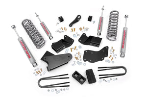(SKU: 515.20) 4IN FORD SUSPENSION LIFT KIT