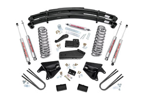 (SKU: 525.20) 6IN FORD SUSPENSION LIFT SYSTEM (80-96 F-150/BRONCO 4WD)
