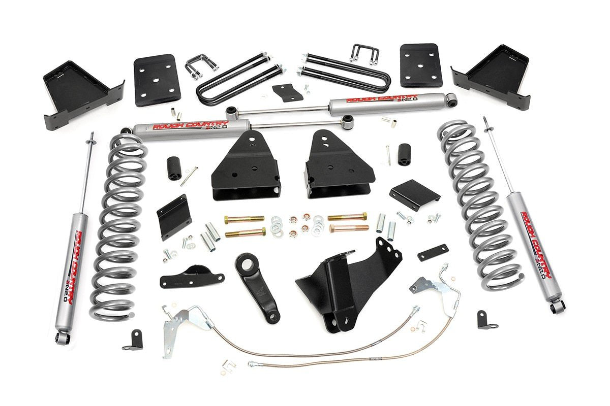 (SKU:564.20) 6IN FORD SUSPENSION LIFT KIT (11-14 F-250 4WD)