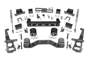 (SKU: 553.22) 6IN FORD SUSPENSION LIFT KIT (15-18 F-150 2WD)