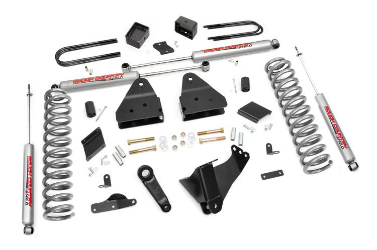 (SKU: 563.20) 4.5IN FORD SUSPENSION LIFT KIT (11-14 F-250 4WD | DIESEL)