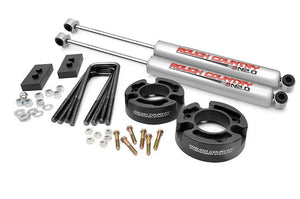 2.5-inch Suspension Leveling Lift Kit