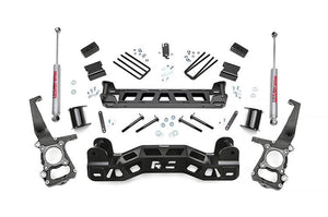 (SKU: 572.20) 4IN FORD SUSPENSION LIFT KIT