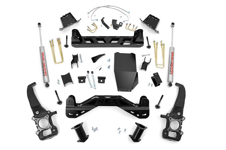 (SKU: 54620) 6IN FORD SUSPENSION LIFT KIT (04-08 F-150 4WD)