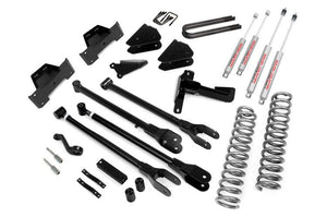 (SKU: 591.20) 8IN FORD 4-LINK SUSPENSION LIFT KIT (05-07 F-250/350 4WD | DIESEL)