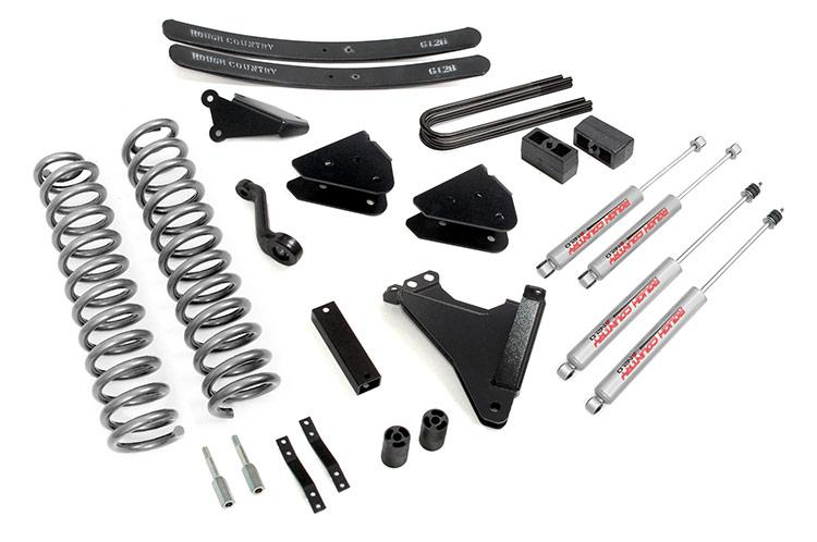 (SKU:593.20) 6IN FORD SUSPENSION LIFT KIT (05-07 F-250 4WD)
