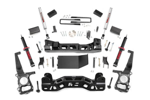 (SKU:599.24) 4IN FORD SUSPENSION LIFT KIT (09-10 F-150 4WD)
