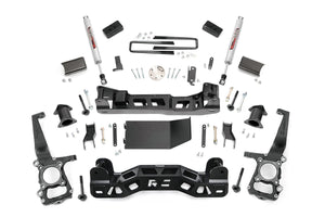 (SKU: 599S) 4IN FORD SUSPENSION LIFT KIT (09-10 F-150 4WD)