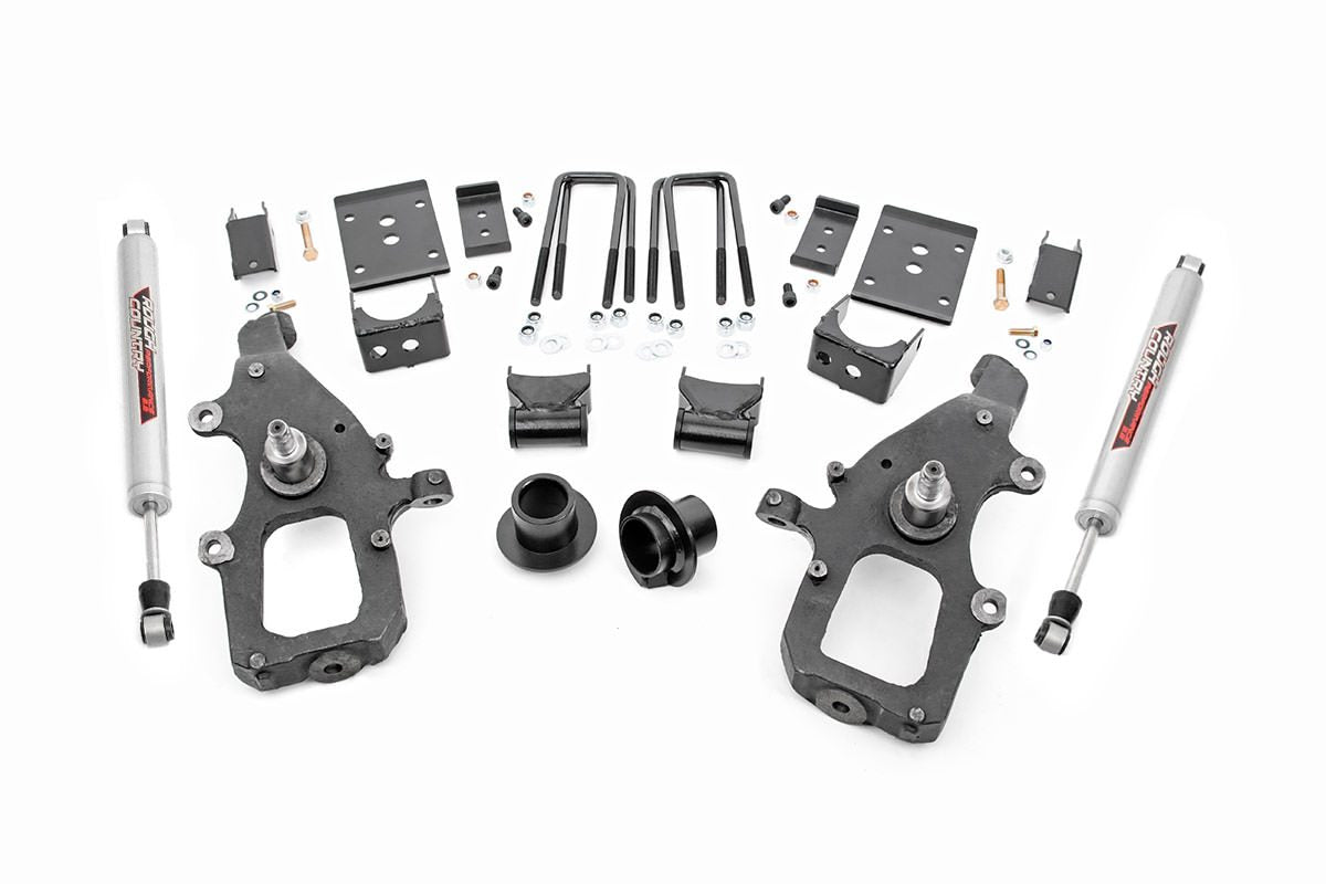 (SKU:800.22) 2IN / 2IN FORD LOWERING KIT (04-08 F-150)