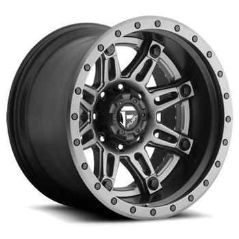 FUEL WHEELS  Hostage III 17x9 6x5.5  20