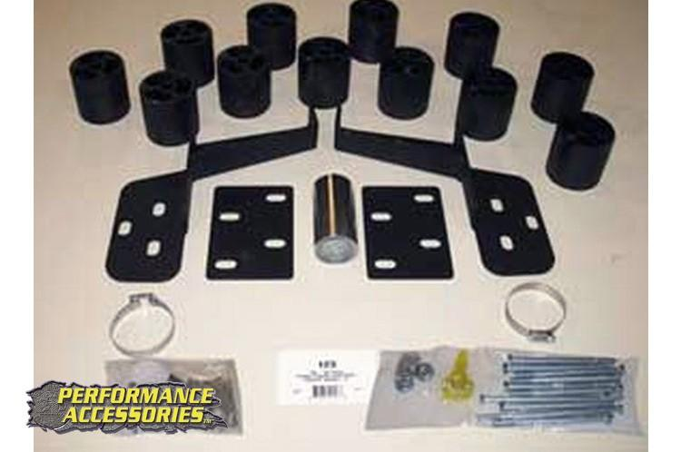 (SKU: BL123) 3IN GM BODY LIFT KIT (95-99 TAHOE/YUKON/SUBURBAN)