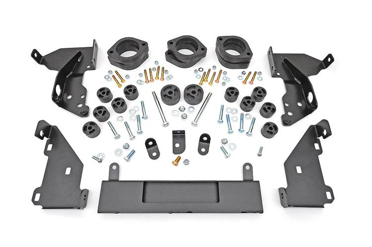 (SKU: RC714) 1.25IN GM BODY LIFT KIT (14-15 1500 PU)