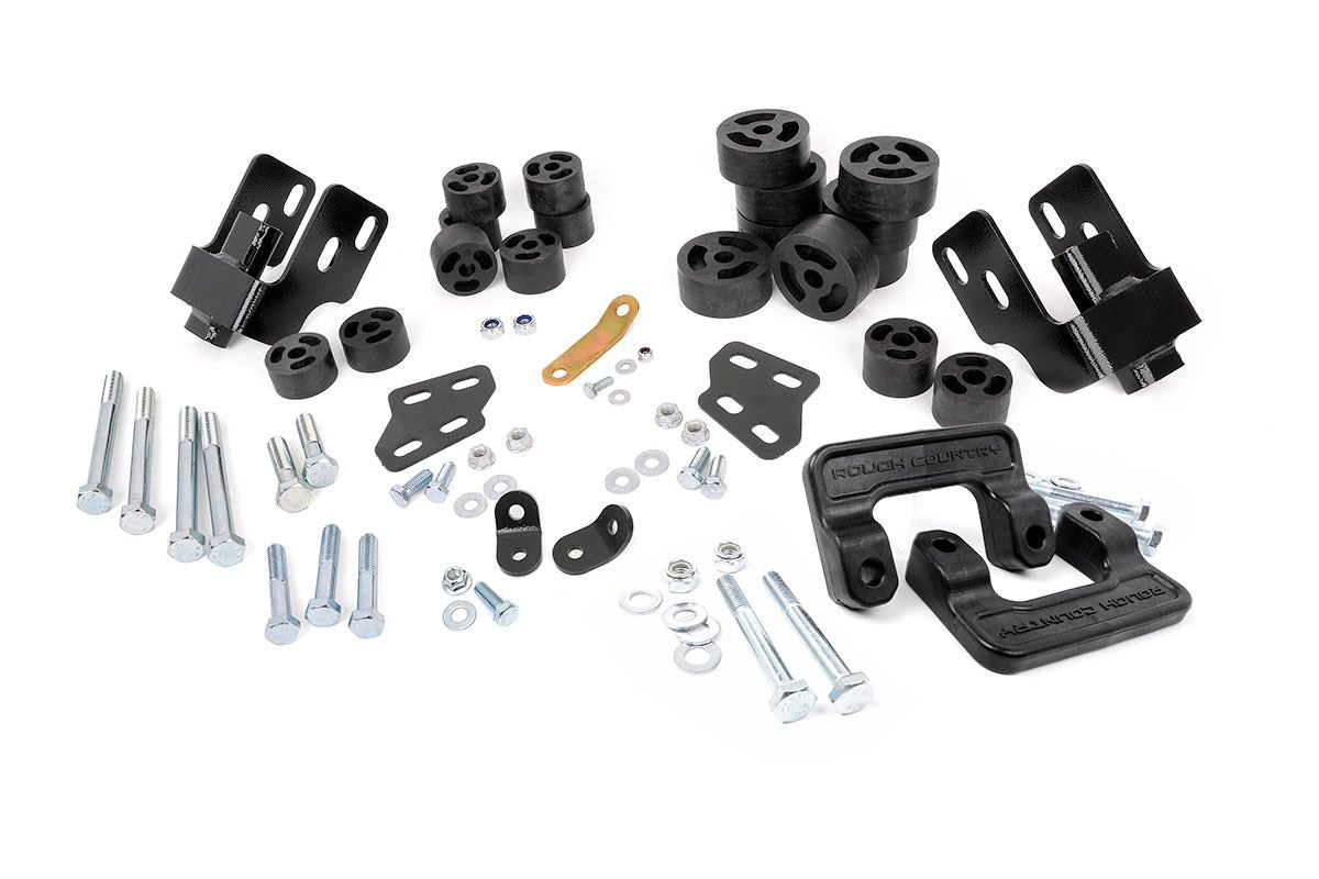 (SKU: 205.20) 6IN GM SUSPENSION LIFT SYSTEM (52IN REAR SPRINGS)