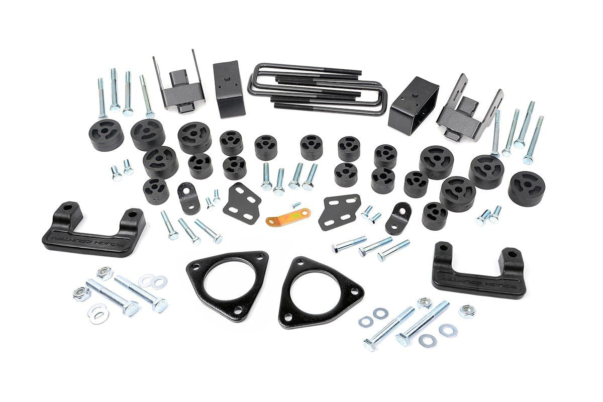 (SKU:211) 3.75IN GM COMBO LIFT KIT (07-13 1500 PU)