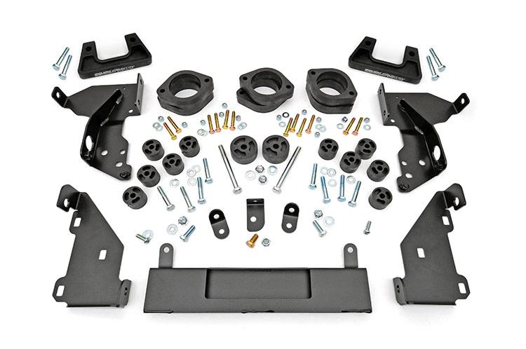 (SKU: 214.20) 6IN GM SUSPENSION LIFT SYSTEM (56IN REAR SPRINGS)