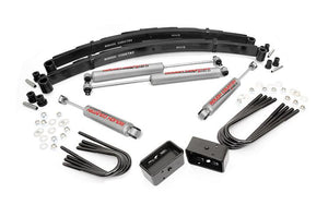 (SKU: 135.20) 2IN GM SUSPENSION LIFT KIT