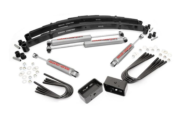 (SKU: 267.20) 2IN GM SUSPENSION LIFT KIT
