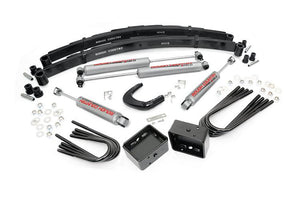 (SKU: 115.20) 4IN GM SUSPENSION LIFT KIT