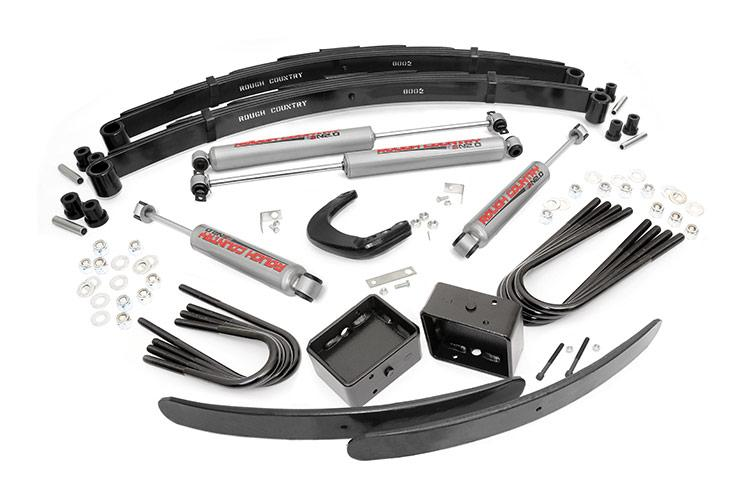 (SKU: 127.20) 6IN GM SUSPENSION LIFT KIT