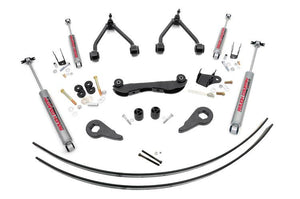 (SKU:170.20 ) 2 - 3IN GM SUSPENSION LIFT KIT (REAR ADD-A-LEAFS)