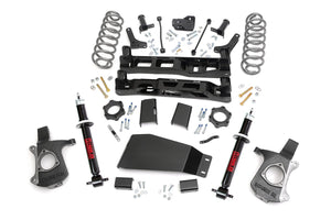 (SKU: 210.20) 6IN GM SUSPENSION LIFT SYSTEM (52IN REAR SPRINGS)
