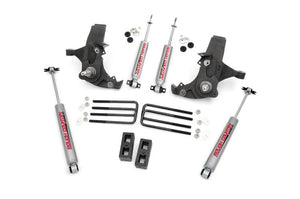 (SKU: 231N2) 4IN GM SUSPENSION LIFT KIT