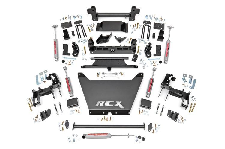 (SKU: 244.20) 6IN GM NTD SUSPENSION LIFT KIT
