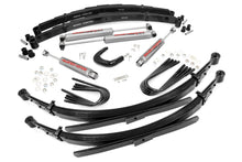 (SKU: 197.20) 4IN GM SUSPENSION LIFT SYSTEM (56IN REAR SPRINGS)
