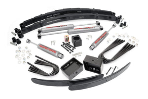 (SKU: 251.20) 6IN GM SUSPENSION LIFT KIT