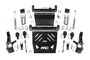 (SKU: 252.20)  4IN GM SUSPENSION LIFT KIT (15-18 CANYON/COLORADO 2WD)