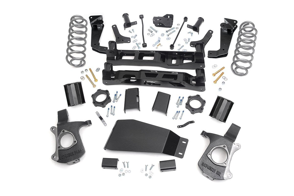 (SKU:28700) 7IN GM SUSPENSION LIFT KIT (07-13 SUB./YUKON XL)