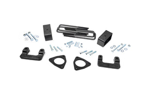 (SKU:1314) 2.5IN GMC LEVELING LIFT KIT (14-18 1500 DENALI PU W/MAGNERIDE)