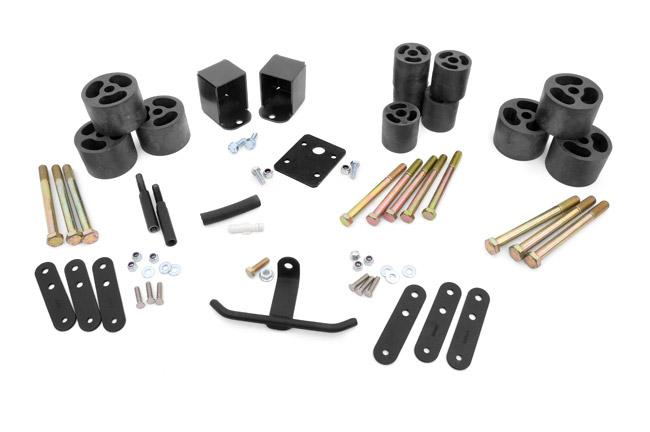 (SKU: RC610) JEEP 2IN BODY LIFT KIT