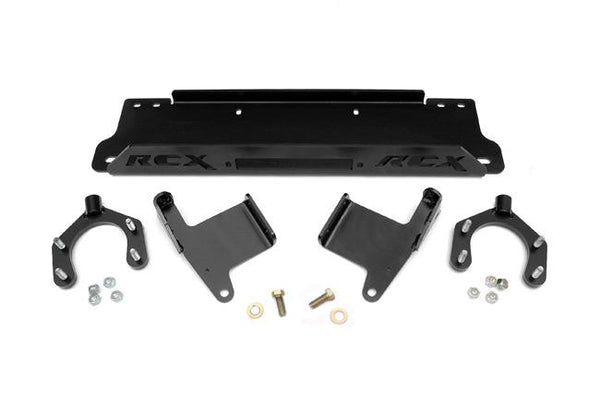 Factory Bumper Winch Mounting Plate