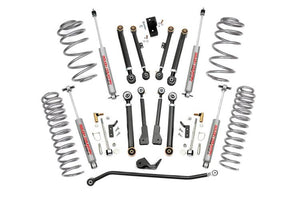 (SKU:61120) 2.5IN JEEP X-SERIES SUSPENSION LIFT KIT