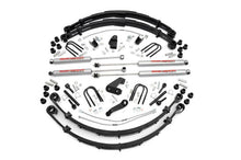 (SKU: 622M.20) 6IN JEEP SUSPENSION LIFT KIT (87-95 YJ WRANGLER)