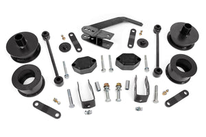 (SKU:635) 2.5IN JEEP SERIES II SUSPENSION LIFT KIT (07-18 JK WRANGLER)