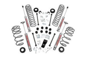 (SKU:641.20) 3.25IN JEEP SUSPENSION LIFT KIT