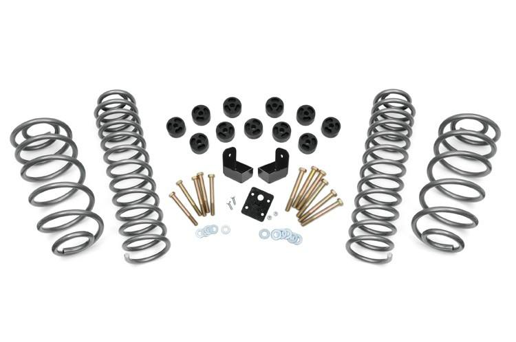 (SKU: 647) 3.75IN JEEP COMBO LIFT KIT