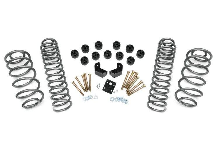 (SKU: 646) 3.75IN JEEP COMBO LIFT KIT