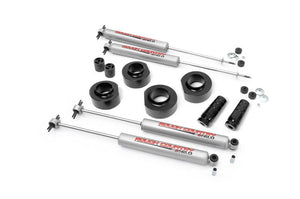 (SKU: 650.20) 1.5IN JEEP SUSPENSION LIFT KIT