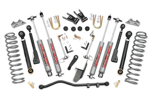 (SKU: 69720) 6.5IN JEEP SUSPENSION LIFT KIT (86-93 COMANCHE MJ)