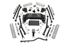 (SKU: 90222) 4IN JEEP LONG ARM SUSPENSION LIFT KIT (93-98 GRAND CHEROKEE ZJ)