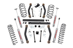(SKU: 90730) 4IN JEEP SUSPENSION LIFT KIT