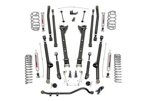 (SKU:61922) 2.5IN JEEP LONG ARM SUSPENSION LIFT KIT (6CYL)